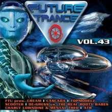 Future Trance Vol. 43, 2 CDs