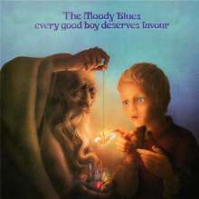 The Moody Blues: Every Good Boy Deserves Favour (11 Tracks), CD