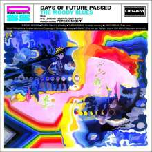 The Moody Blues: Days Of Future Passed, CD