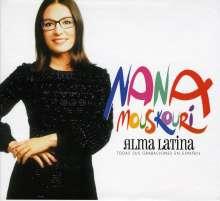 Nana Mouskouri: Alma Latina, 5 CDs