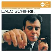 Lalo Schifrin (geb. 1932): Mission: Impossible & Other Thrilling Themes (Jazz Club), CD