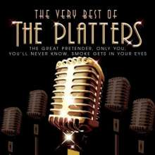 The Platters: The Very Best Of The Pl, CD
