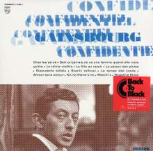 Serge Gainsbourg: Confidentiel (180g), LP