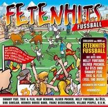 Fetenhits Fussball, 2 CDs