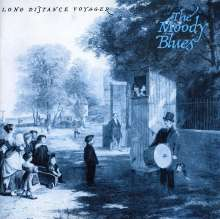 The Moody Blues: Long Distance Voyager, CD