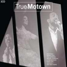 True Motown, 3 CDs