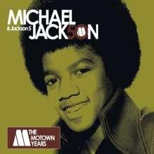 The Jacksons (aka Jackson 5): The Motown Years 50, 3 CDs