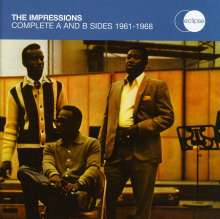 Impressions: Complete A & B Sides 1961-1968, 2 CDs