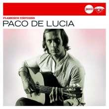 Paco de Lucia (1947-2014): Flamenco Virtuoso (Jazz Club), CD