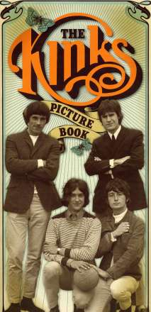 The Kinks: Picture Book, 6 CDs
