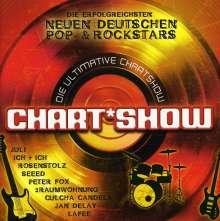 Die ultimative Chartshow: Neue deutsche Pop- und Rockstars, 2 CDs