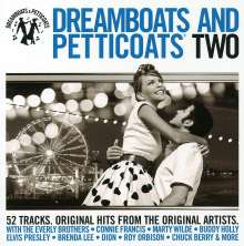 Dreamboats And Petticoats Two, 2 CDs