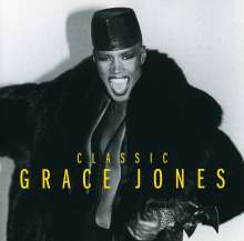 Grace Jones: The Masters Collection, CD