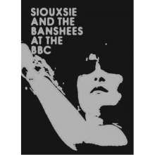 Siouxsie And The Banshees: At The BBC (3 CD + DVD), 3 CDs und 1 DVD