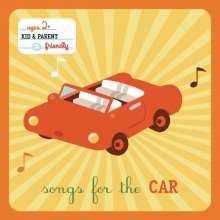 Songs For The Car, CD