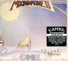 Camel: Moonmadness (Deluxe Edition), 2 CDs