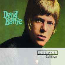 David Bowie: David Bowie (Deluxe Edition), 2 CDs