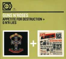 Guns N' Roses: 2 For 1, 2 CDs