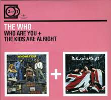 The Who: 2 For 1: Who Are You/Th, 2 CDs