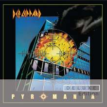 Def Leppard: Pyromania (Deluxe Edition), 2 CDs
