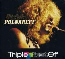 Michel Polnareff: Triple Best Of, 3 CDs