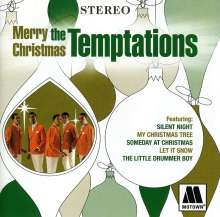 The Temptations: Merry Christmas, CD