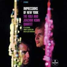 Joachim Kühn & Rolf Kühn: Impressions Of New York, CD