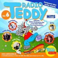 Radio Teddy Hits Vol.6, CD