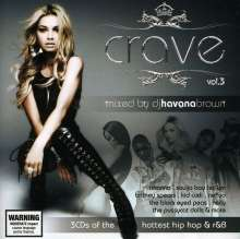 Dj Havana Brown: Crave Vol 3, CD