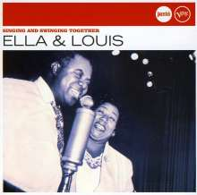 Louis Armstrong & Ella Fitzgerald: Singing And Swinging Together (Jazz Club), CD