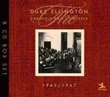 Duke Ellington (1899-1974): The Carnegie Hall Concerts 1943 - 1947, 8 CDs