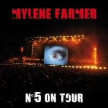 Mylène Farmer: No.5 On Tour: Live, 2 CDs