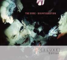 The Cure: Disintegration (Deluxe Edition), 3 CDs