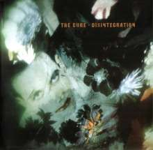 The Cure: Disintegration, CD