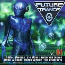 Future Trance Vol. 51, 2 CDs