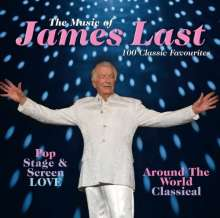 James Last: The Music Of James Last: 100 Classic Favourites, 5 CDs