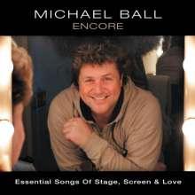Michael Ball: Encore, CD