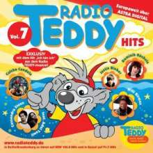 Radio Teddy Hits Vol.7, CD