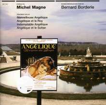 Michel Magne: Filmmusik: Angelique Des Anges, CD