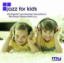Jazz For Kids (My Jazz), CD