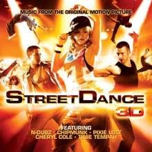 Filmmusik: StreetDance, CD