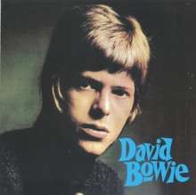 David Bowie: David Bowie (180g) (Deluxe Edition) (mono & stereo), 2 LPs
