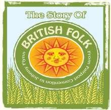 The Story Of British Folk, 2 CDs