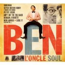Ben l'Oncle Soul (Benjamin Duterde): Ben L'Oncle Soul, CD