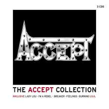 Accept: The Collection, 3 CDs