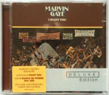 Marvin Gaye: I Want You (Deluxe Edition), 2 CDs