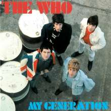 The Who: My Generation (Deluxe-Edition), 2 CDs