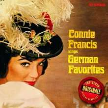 Connie Francis: Originale: Connie Francis Sings German Favorites, CD