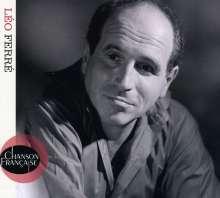 Léo Ferré (1916-1993): Chanson Francaise, CD