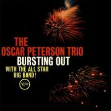 Oscar Peterson (1925-2007): Bursting Out With The All-Star Big Band! (180g), LP